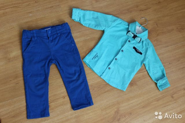 Shirt and pants buy 1