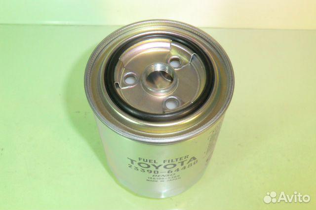 Фильтр топливный 2C 3C 2L 3L 1HZ 1HDT 23390-64480  89225789900 купить 3