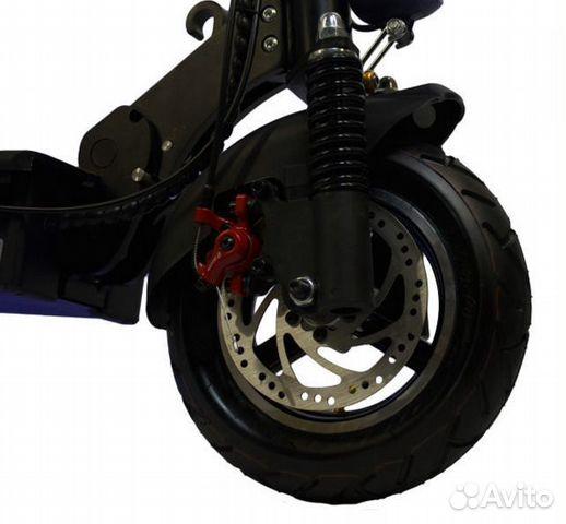 Электросамокат Kugoo Max Speed Jilong 13Ah 89110019119 купить 4
