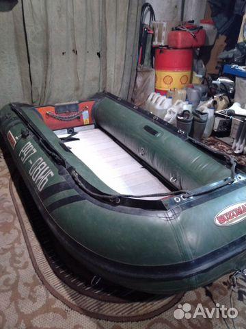 Надувная лодка сузумар купить 2
