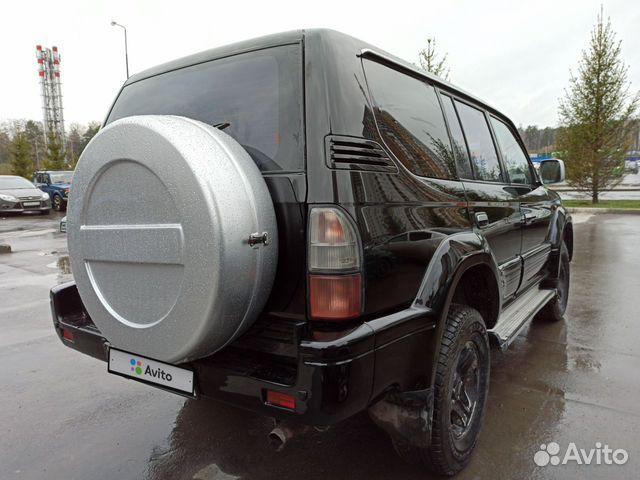 Toyota Land Cruiser Prado, 2000 89826307902 купить 2
