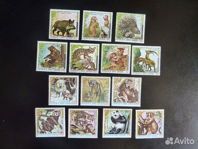 Почтовые марки Гвинеи Экваториальной 89275328672 купить 7
