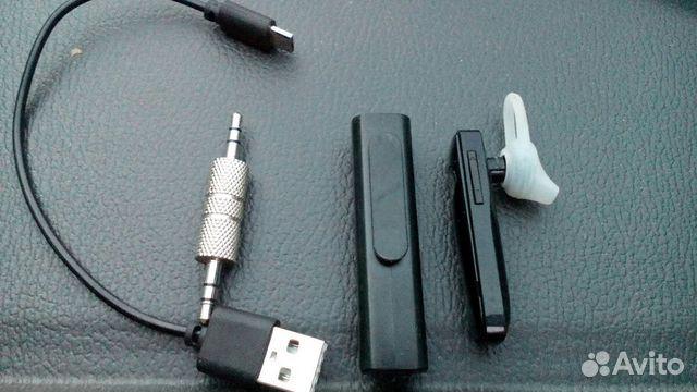 Bluetooth адаптер и hands-free