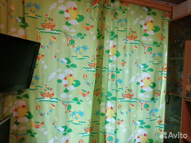 Детские шторы +тюль  89534190163 купить 1