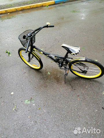 Велосипед детский 2-х колесный, на возраст ребенка