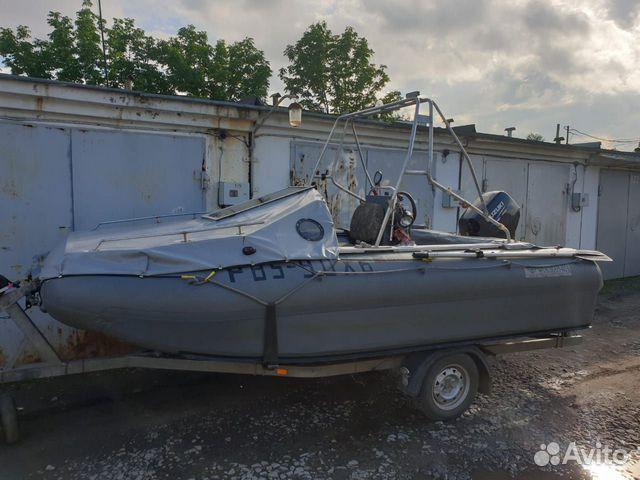 Продам лодку - катамаран флагман 460К 89842902991 купить 3