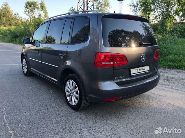 Volkswagen Touran, 2011 купить 4