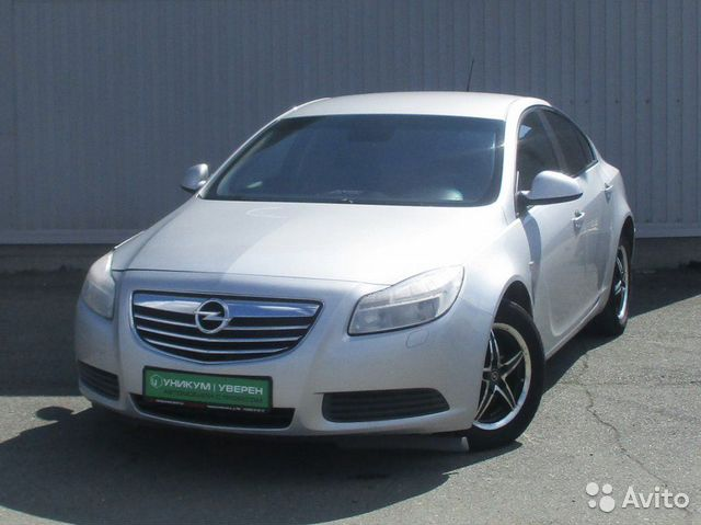 Opel Insignia, 2011 купить 1