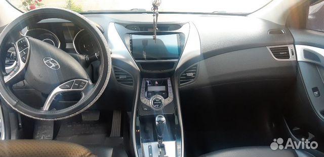 Hyundai Avante, 2012  89094926867 купить 6