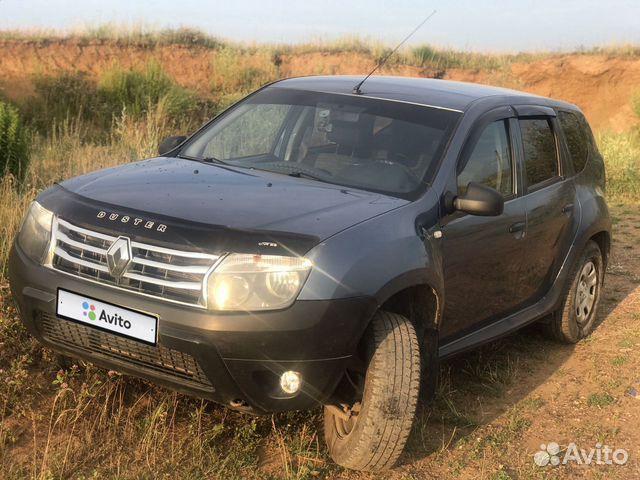 Renault Duster, 2013  89090517692 купить 1