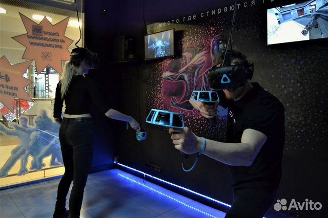 VR Клуб под ключ, Оборудование HTC, Oculus Rift S