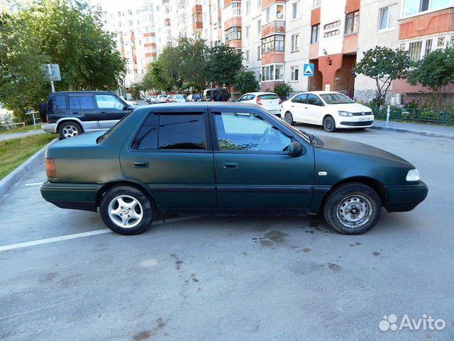 Hyundai Pony, 1994  купить 5
