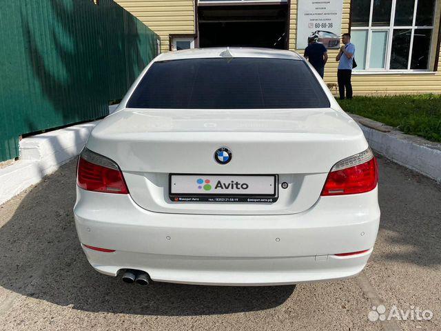 BMW 5 серия, 2008  89520226001 купить 4
