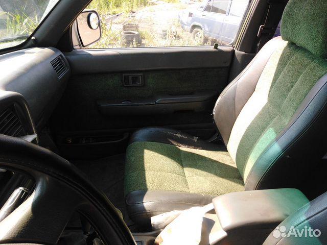 Toyota 4Runner, 1992  89630037163 купить 7