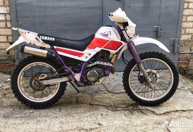 Yamaha serow 225  89623387647 купить 1