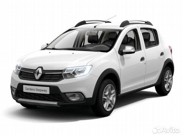 Renault Sandero Stepway, 2020  89134005860 купить 1
