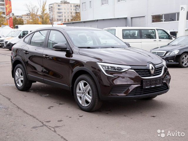 Renault Arkana, 2020  89134005860 купить 5