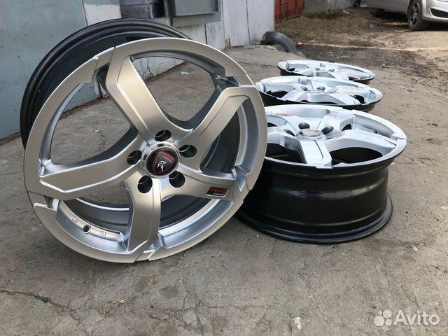 Новые Литые диски R16*5*105 Opel Chevrolet  89046569396 купить 3