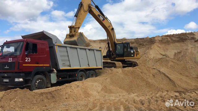 Песок,щебень,отсев,гпс,гравий,галька,земля,глина
