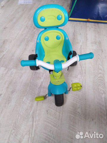 Детский велосипед Smoby Baby driver confort  89005705726 купить 7