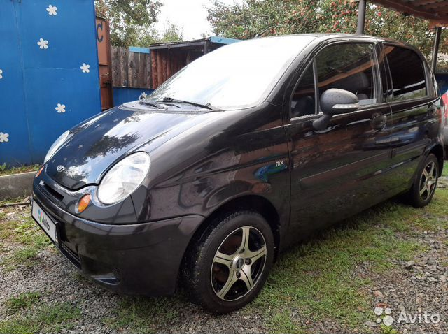 Daewoo Matiz, 2012  89091741371 купить 4