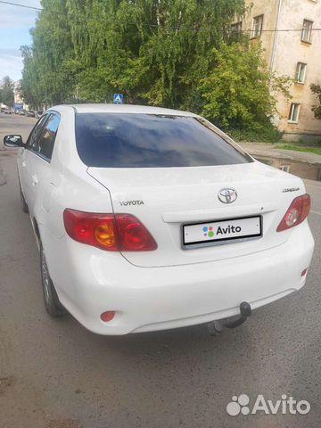 Toyota Corolla, 2007  89062930042 купить 6