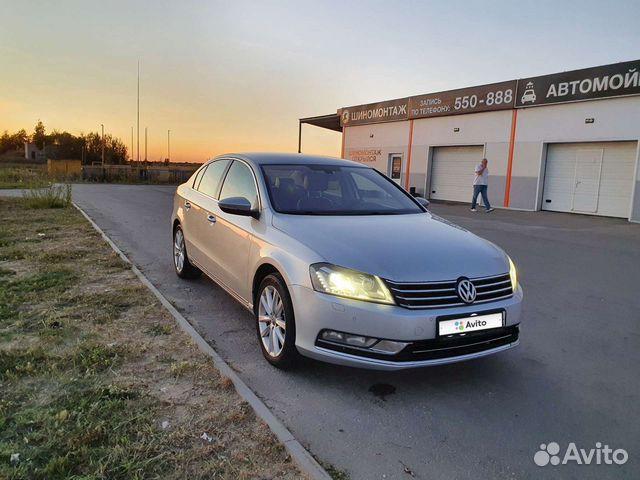 Volkswagen Passat, 2012  89641570577 купить 5
