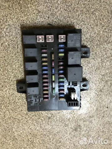 Блок предохранителей (Lifan X50)