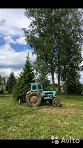 Продаю трактор Т-40 ам  89343408863 купить 1