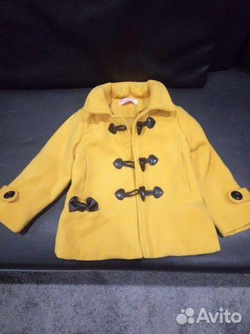 Детское пальто. Для юной модницы  89291630940 купить 1