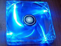 Вентилятор 12 вольт для системника с подсветкой
