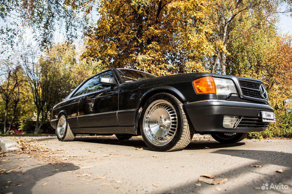 Mercedes-Benz S-класс, 1986  89600905830 купить 9