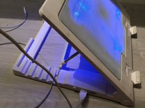 Охлаждающая подставка для ноутбука. Портативный ст