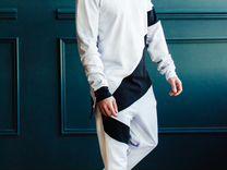 Дизайнерский спортивный костюм RedZebraArt (White)