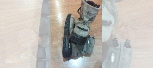 Берцы reebok р.38 сапоги ботинки