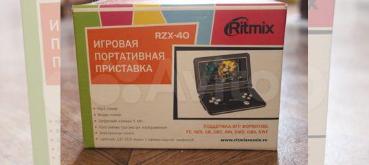 скачать игры для приставки ritmix rzx-40