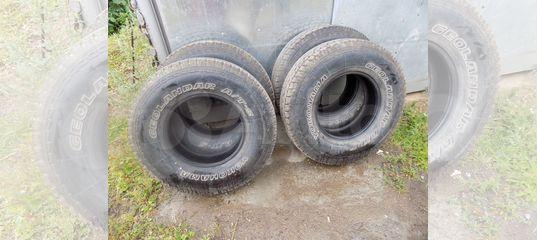 Колёса для внедорожника купить в Челябинской области | Запчасти | Авито