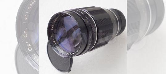 Takumar 200 mm f/ 3.5 M42