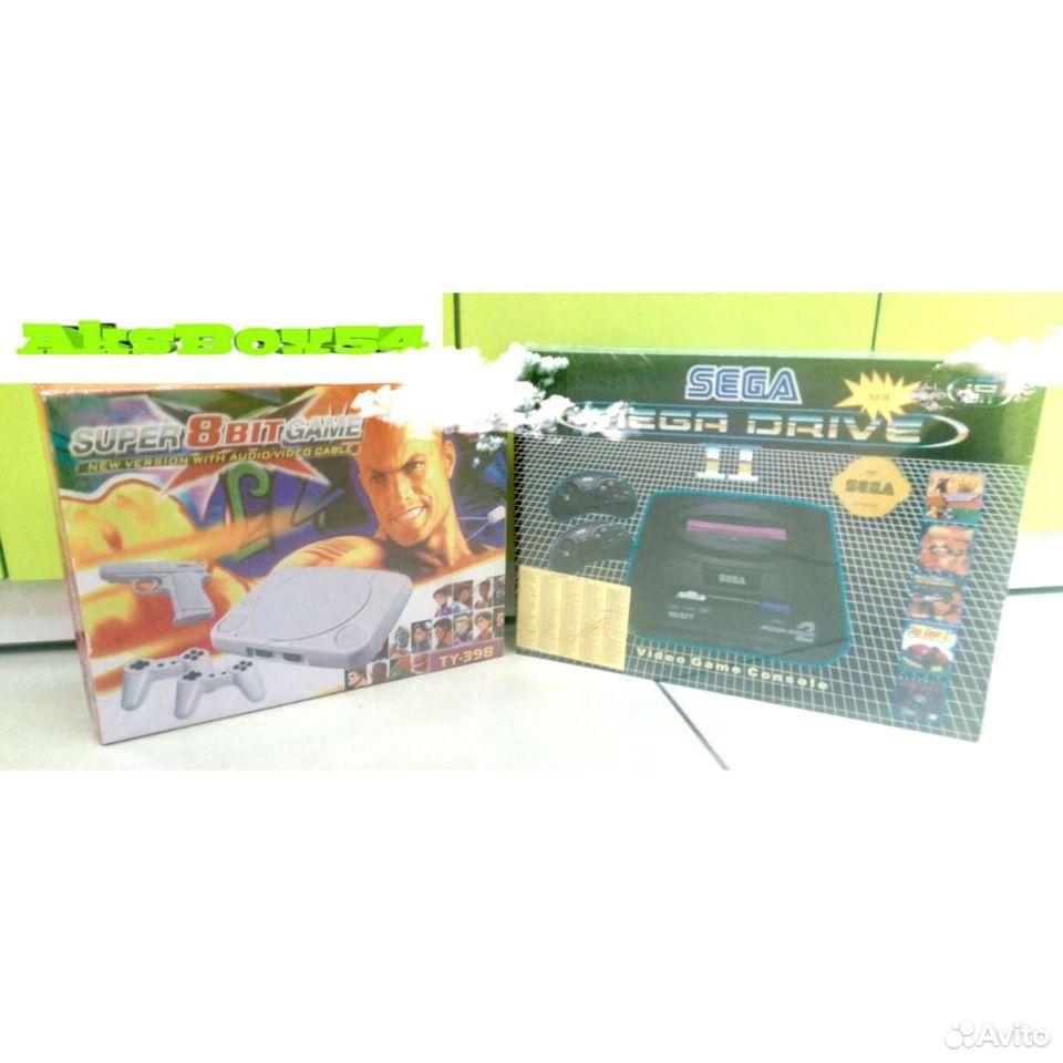 Dendy игровая приставка  89137290929 купить 1