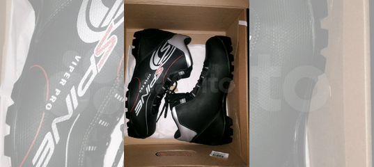 Лыжные ботинки купить в Свердловской области на Avito — Объявления на сайте  Авито 8f1a7cb0b58
