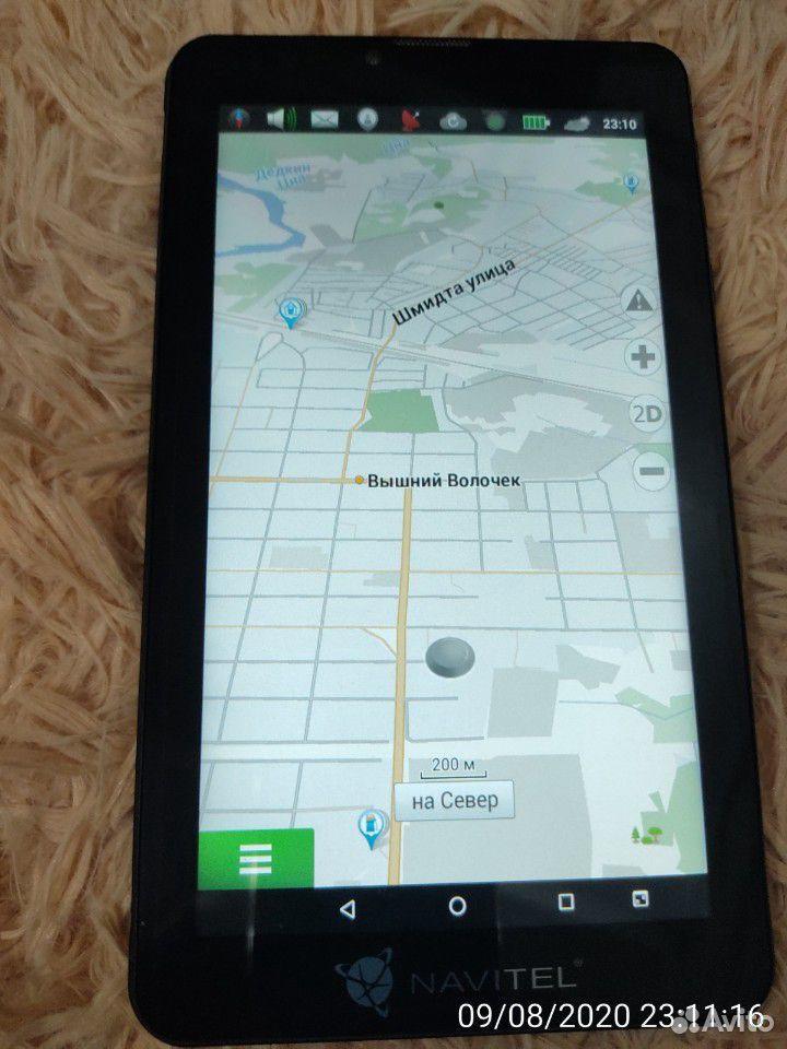 Навигатор-планшет,navitel  89157335576 купить 4