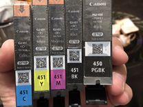 Комплект картриджей для CanonMG5440