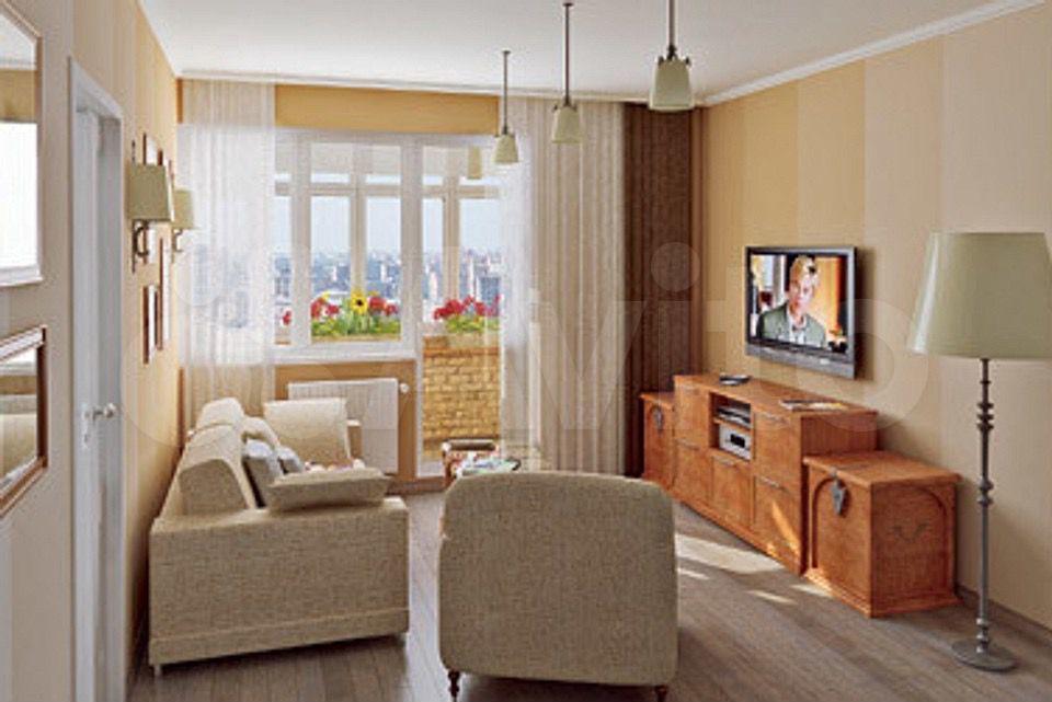1-к квартира, 36.4 м², 7/14 эт.  89828340483 купить 1