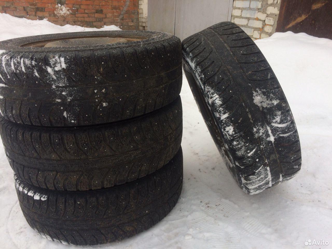 Комплект зимних колес р15  89225695924 купить 1
