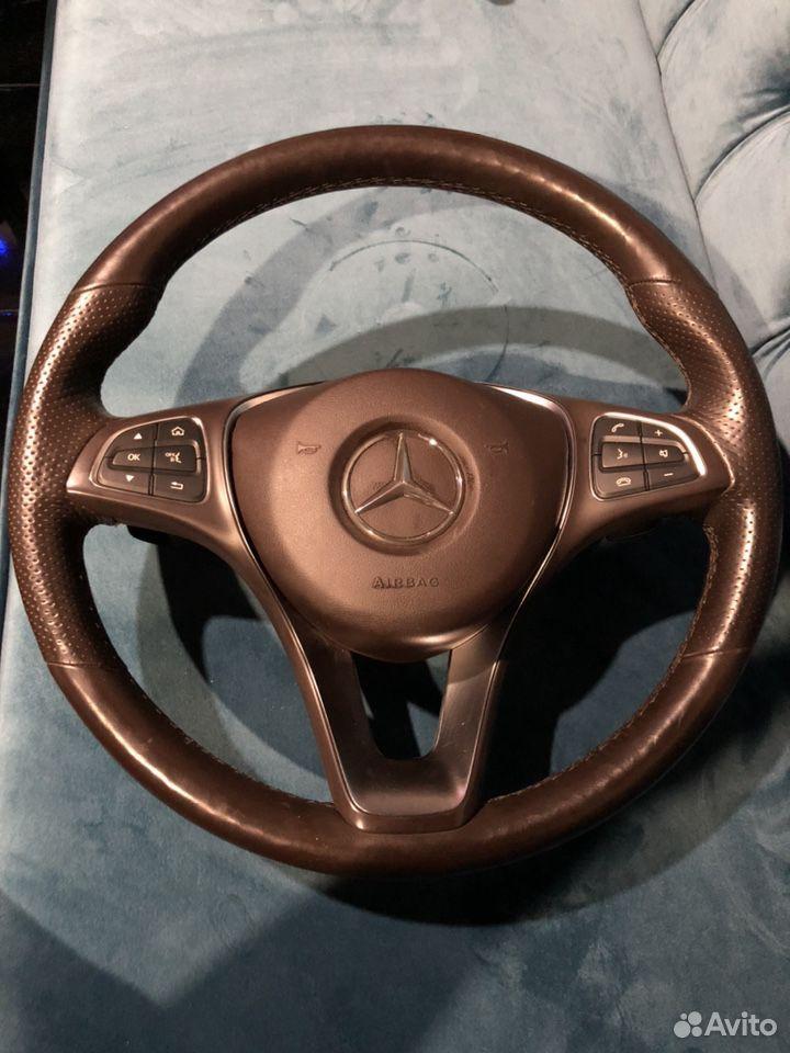 Руль на Мерседес GLE  89200040909 купить 1