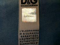 Джинсы D&G