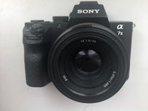 Sony a7m2 + Sony 50mm/1.8