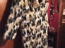 Шуба под зверя искуственная не ношеная,новая — Одежда, обувь, аксессуары в Москве