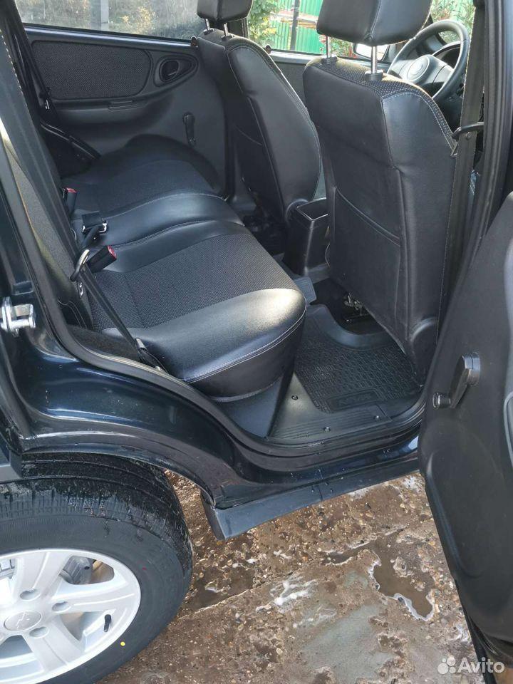 Chevrolet Niva, 2014  89090551288 купить 8