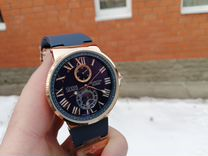 Часы Улис Нардан (механика)